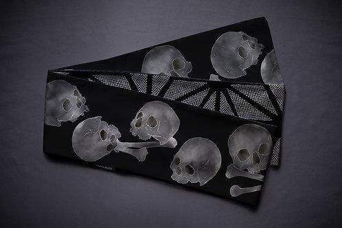 hanhaba obi 'skull and bones'