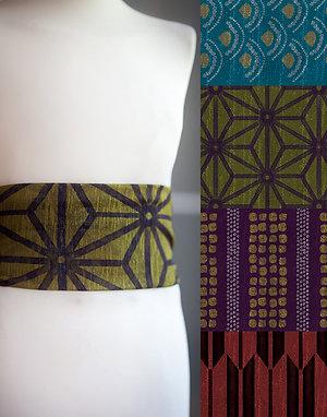 heko obi - four designs available
