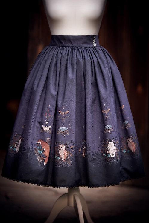 'circle of life' skirt