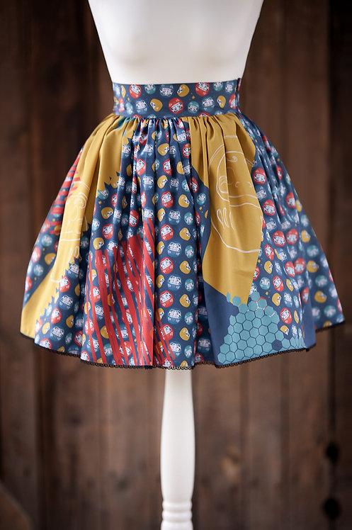 'daruma' skirt