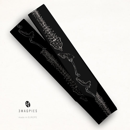 Koshi-himo belt 'bone collection'