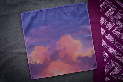 Furoshiki 'summer sunset'