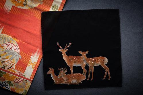 Furoshiki 'sika deer'