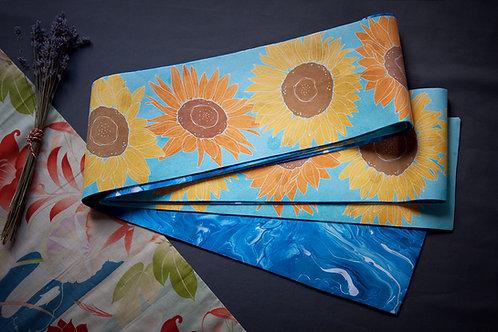 hanhaba obi 'sunflowers'