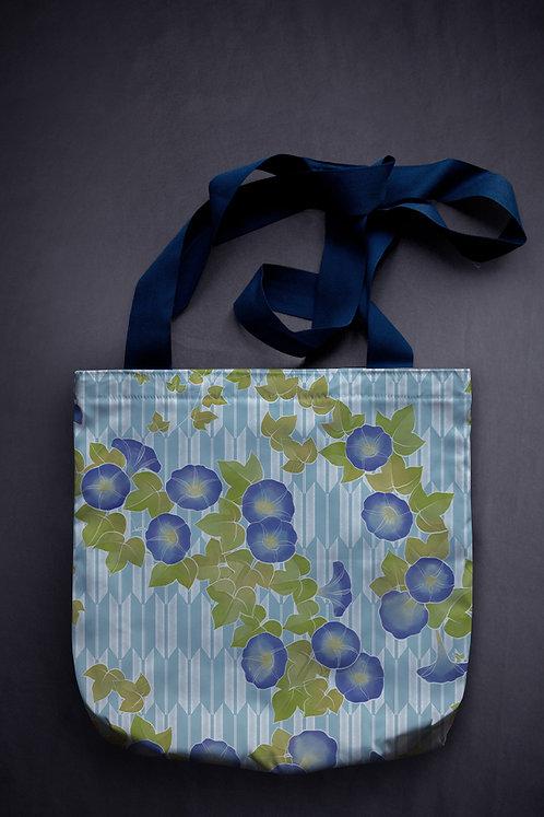 'asagao' canvas bag
