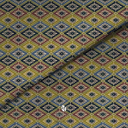 fabric - geometric