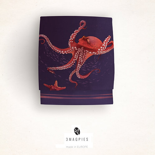 Nagoya/kyobukuro obi 'Octopus'