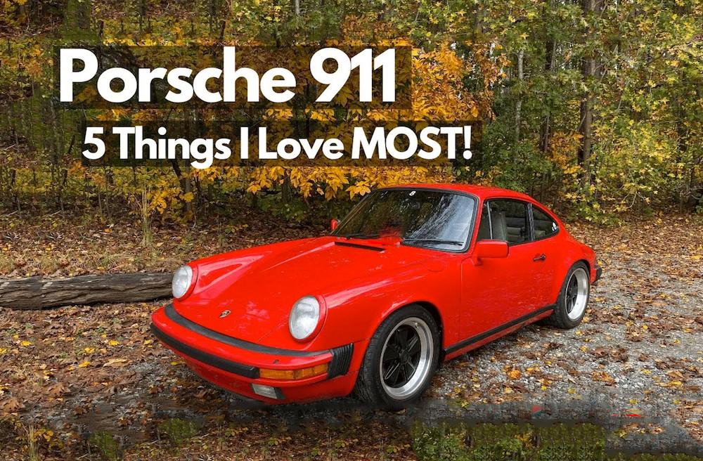 Quintessential air-cooled Porsche