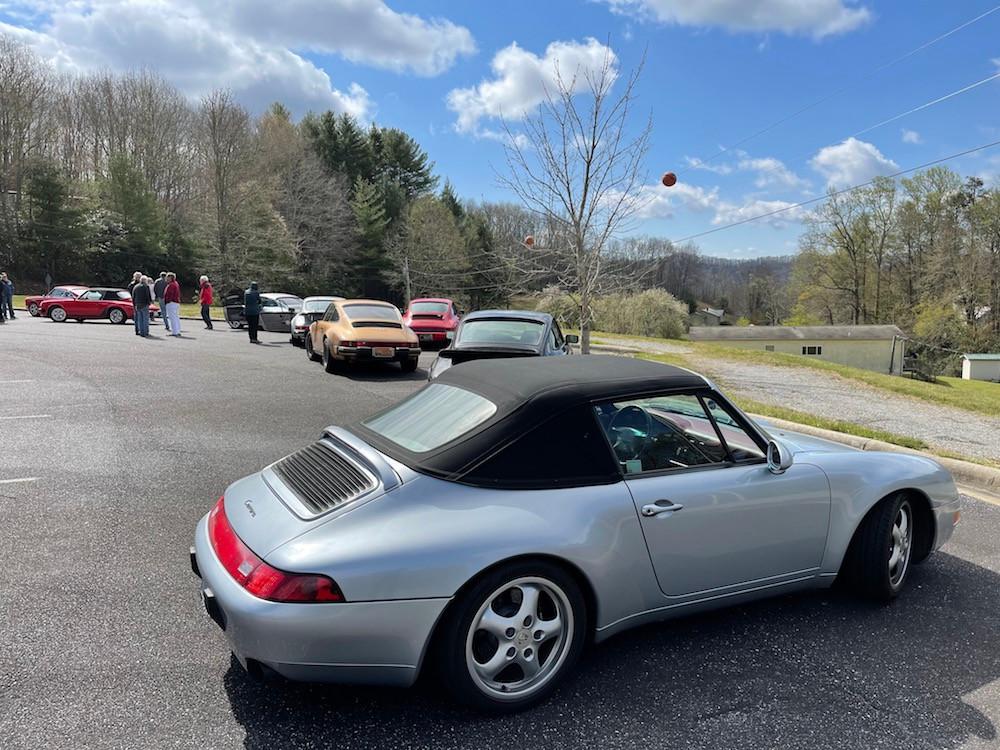 Porsche 993 Driving Tour