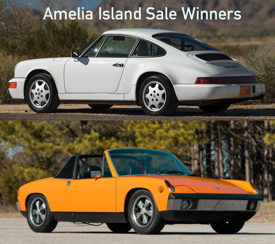 Porsche 964, Porsche 914/6 Amelia 2020