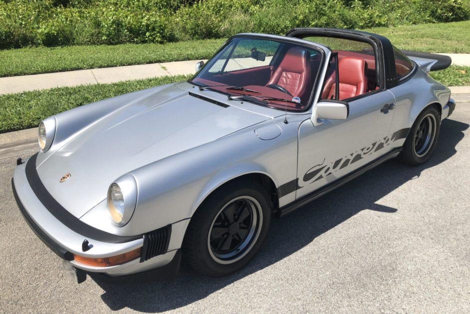 Porsche 911 Carrera for Sale