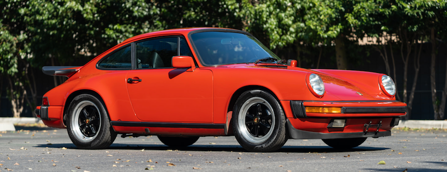 Porsche 911 Carrera 3.2 for Sale