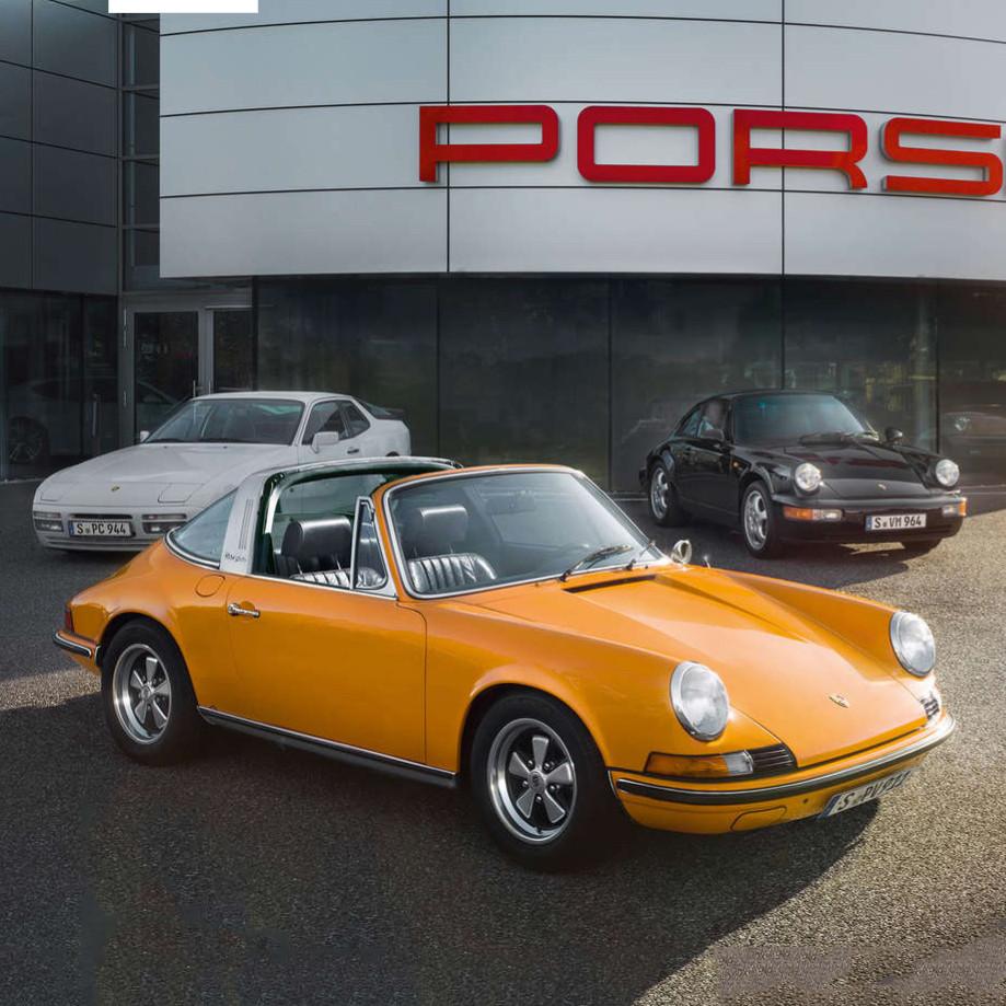 Buying a Classic Porsche