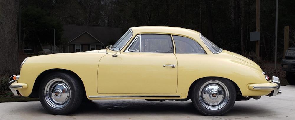 Porsche 356 Notchback for sale