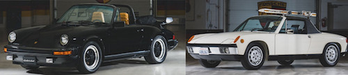 Classic Porsche 911   Porsche 914