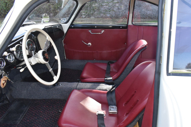 Porsche 356 Pre-A Coupe for Sale