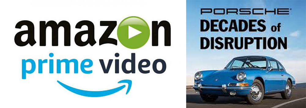 Porsche Movies on Amazon Prime