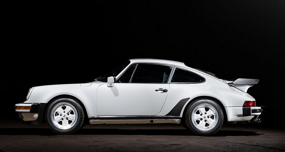 Porsche 911 Turbo at RM Sotheby's Fall Auburn Car Auction
