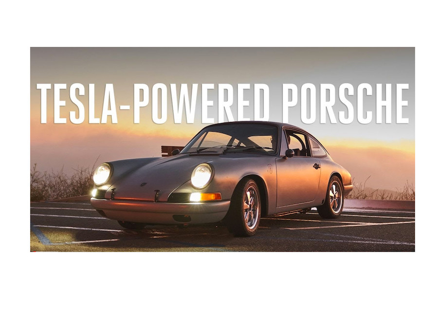 Porsche 912 electric conversion kit