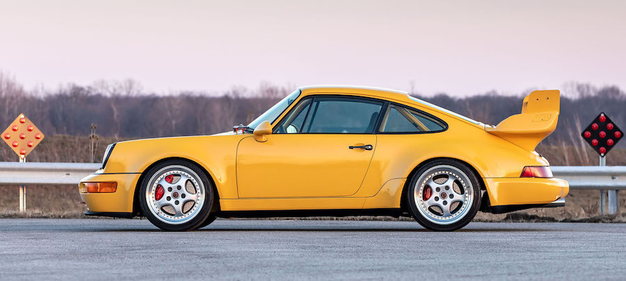 Porsche 964 RSR for Sale at Amelia Island