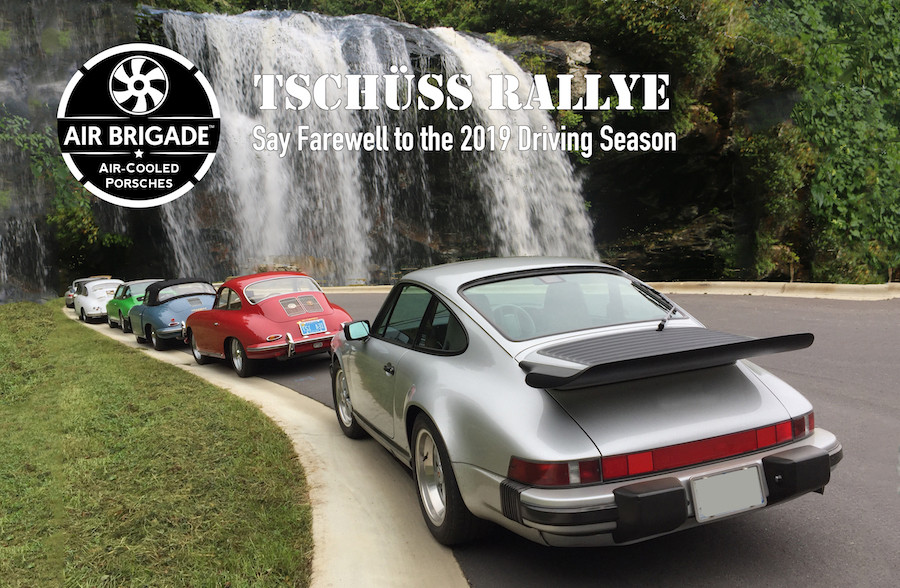 Drive Air-cooled Porsches