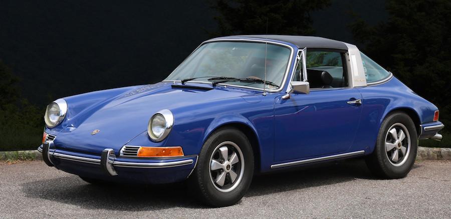 Best All Around Porsche, Porsche 912