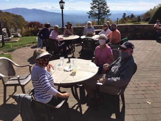 Lunch at Switzerland Inn