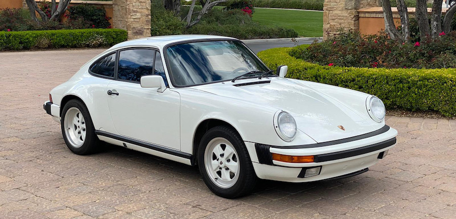 1989 Porsche Carrera for sale