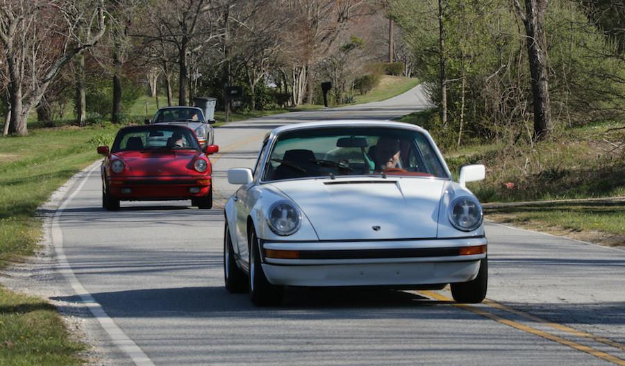Porsche 911SC, Porsche Carrera 3.2