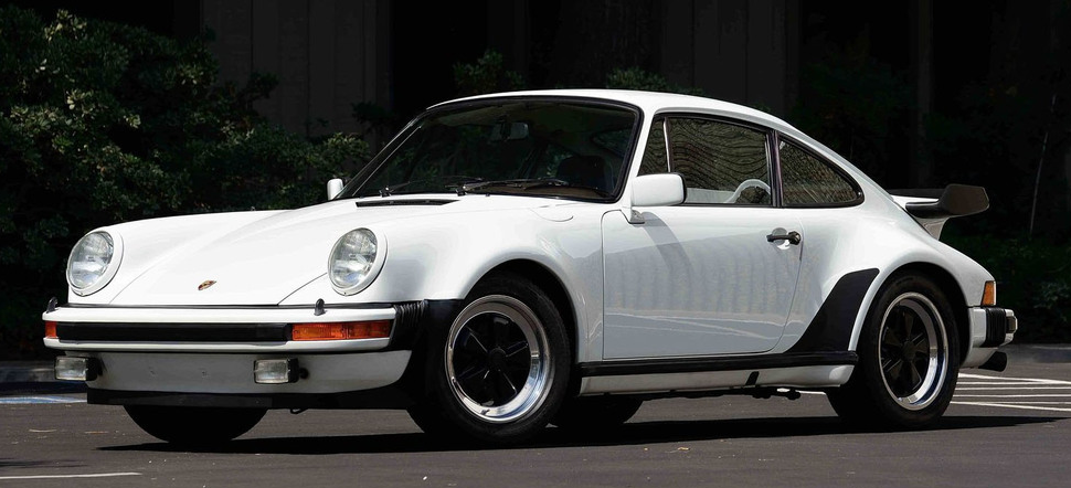Porsche 911 Turbo at Scottsdale 2020 auctions