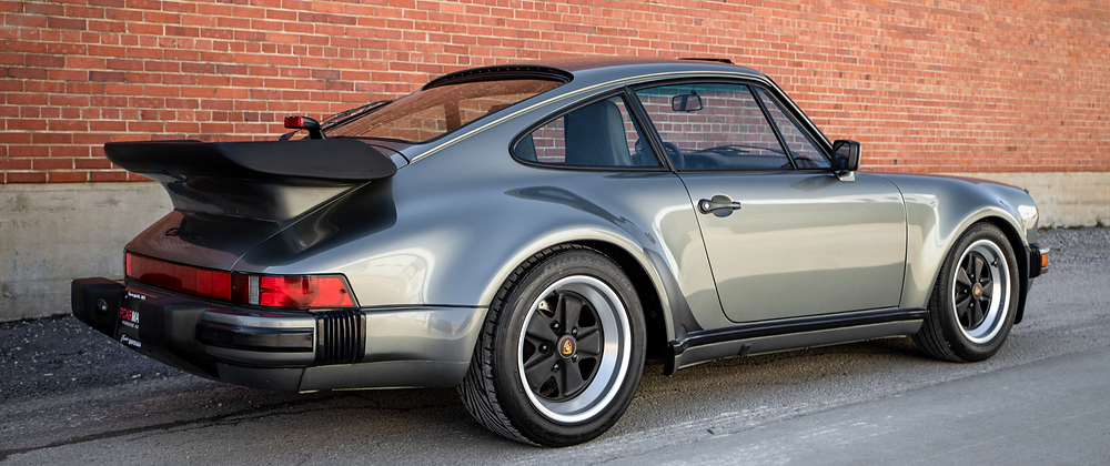 Porsche 911 Turbo Look for Sale