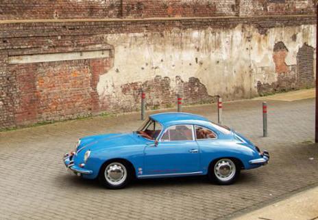 Porsche 356C Restored