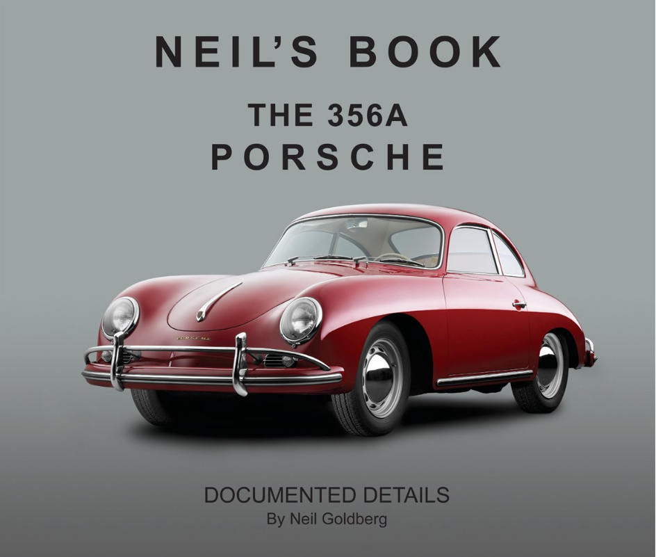 Neil Goldberg and Chuck Stoddard on Porsche 356