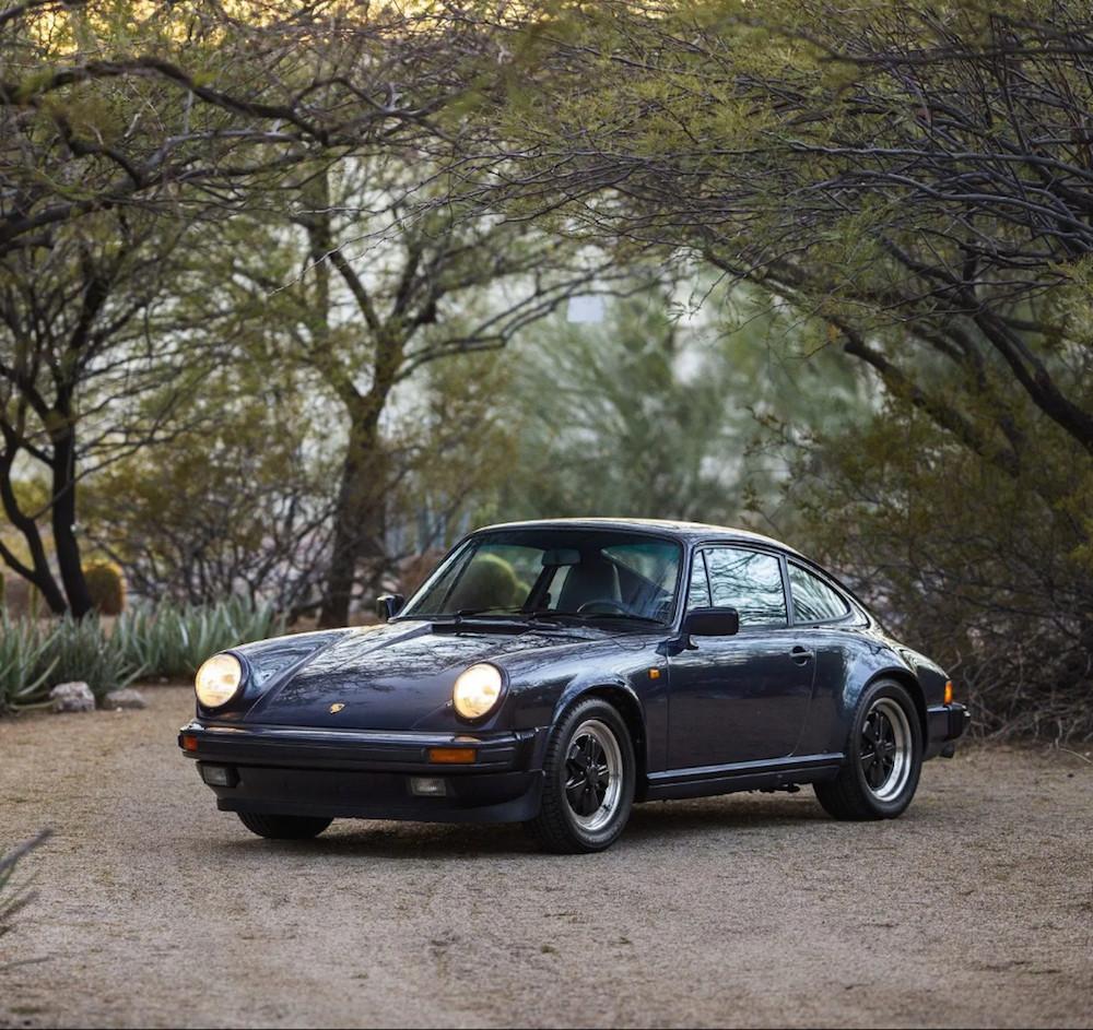 Porsche Carrera 3.2 for sale