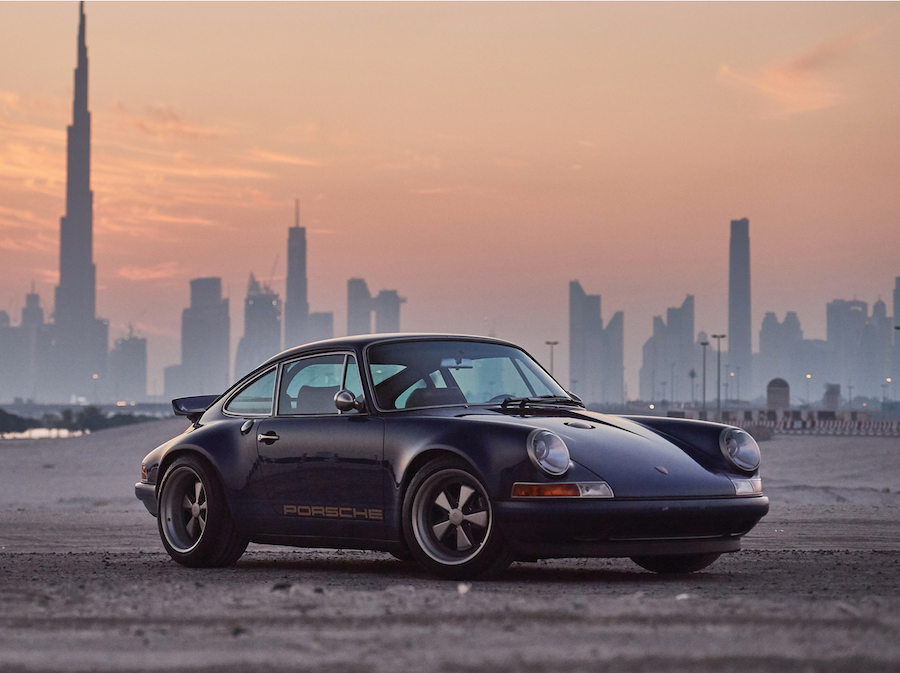 Porsche 964, Porsche 911 Singer