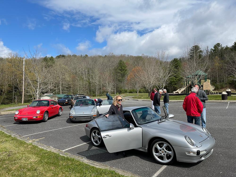 Porsche 993 Drive Tour