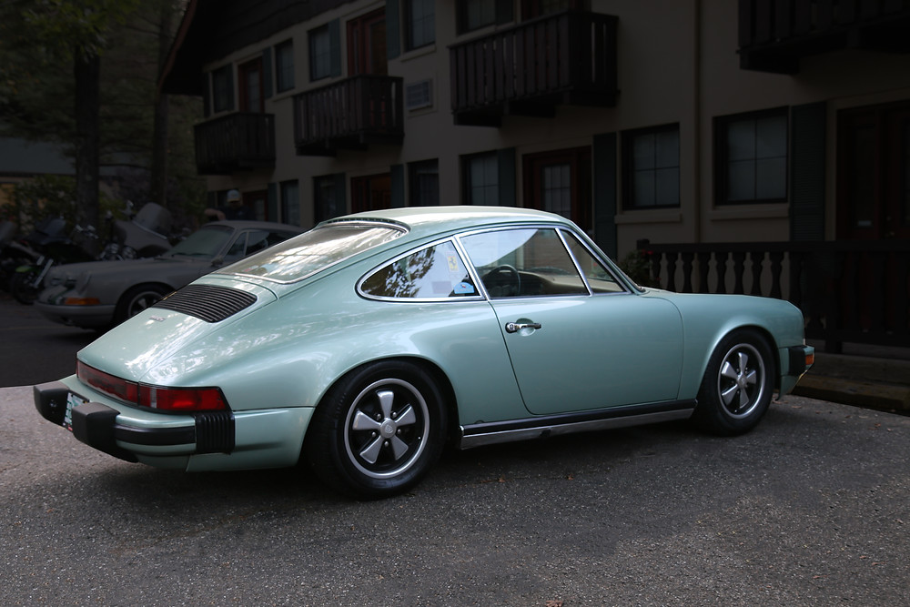 Targa Carolina Air-Cooled Porsche 911S
