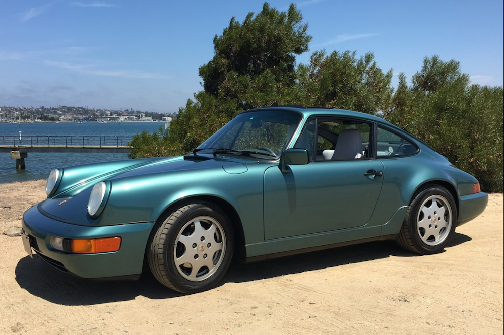 Rare Color Porsche 964 for Sale