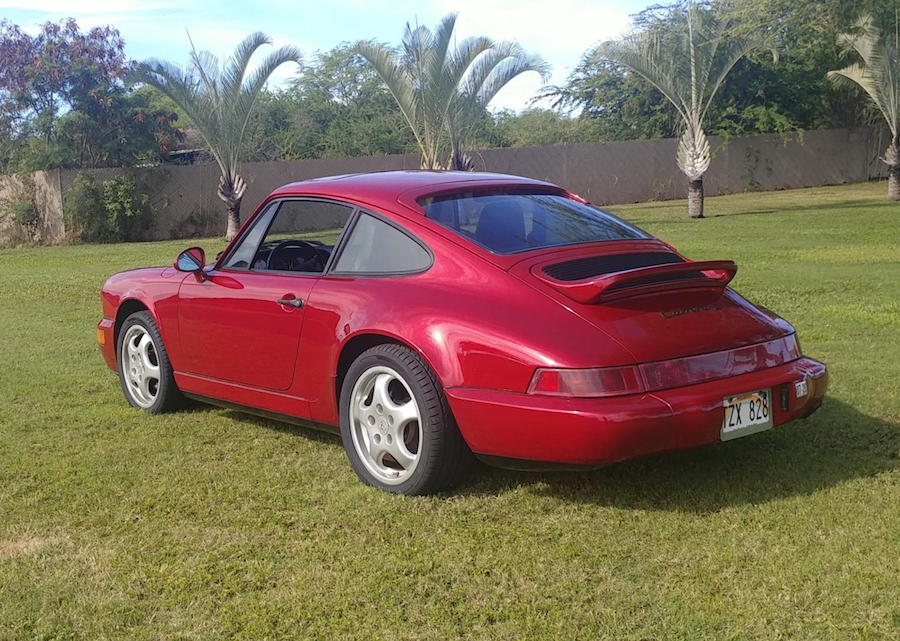 Porsche 964 for sale at bargain price