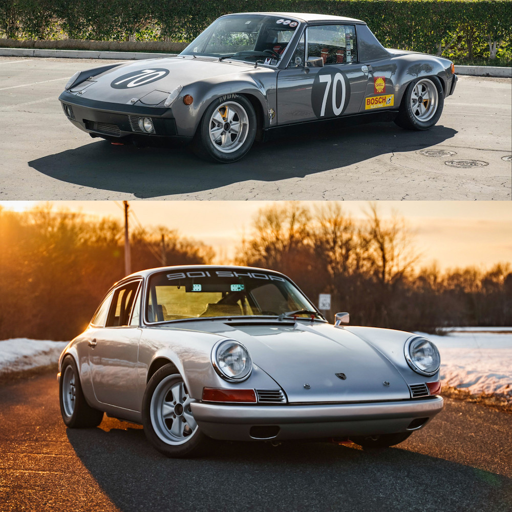 Porsche Race Cars for the Street for Sale