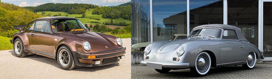 Air Cooled Porsche for sale