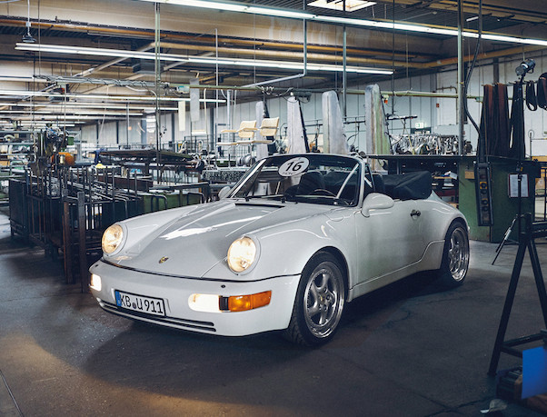 Porsche 964 America Roadster
