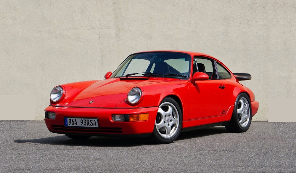 Porsche 964, Porsche 911