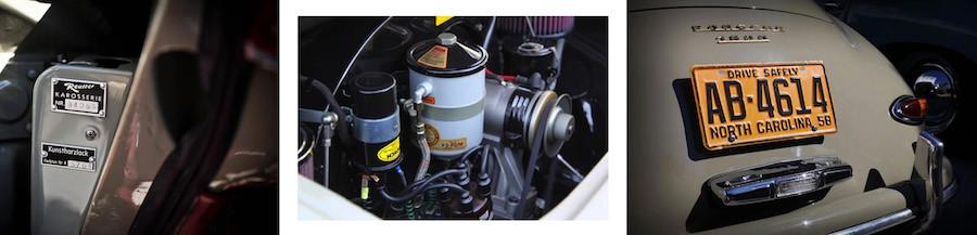 Porsche 356 Speedster Details