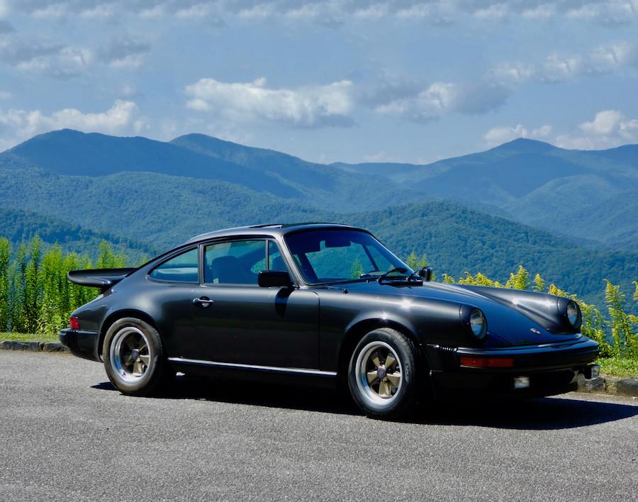 Porsche 911 Weissach Edition