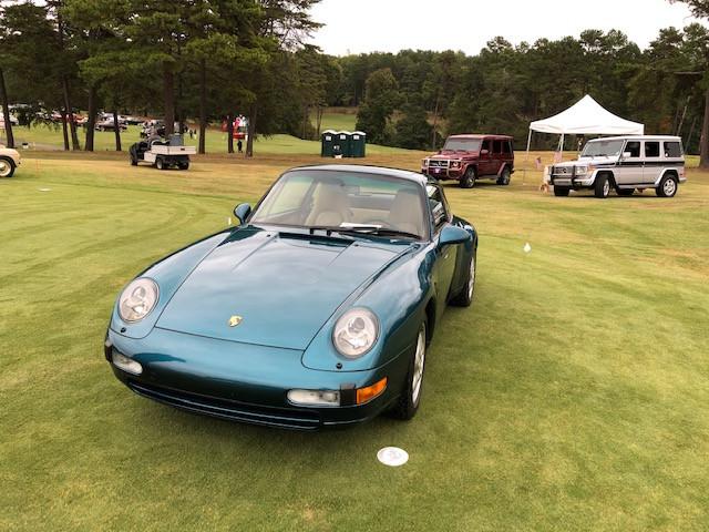 Porsche 911.993  Euro Auto Festival