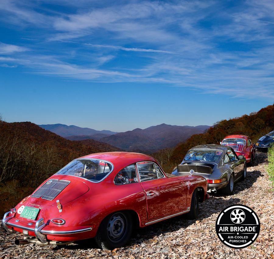 Porsche 356 Porsche 911 Driving Tour