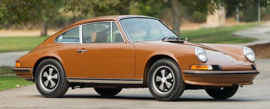 Porsche 911E for sale
