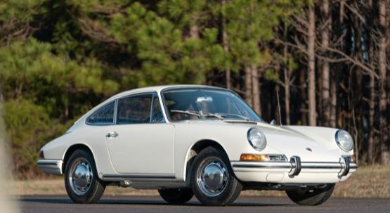 Porsche 912 Amelia 2020