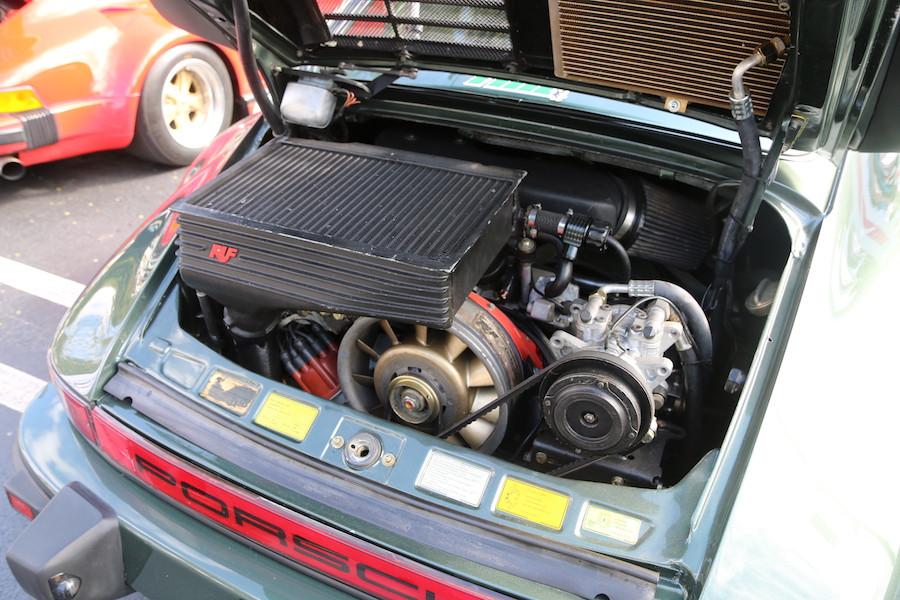 Porsche RUF Turbo at DRT2020